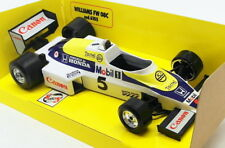 Burago 1/24 Scale Model Car B27V - F1 Williams FW 08C Turbo #5
