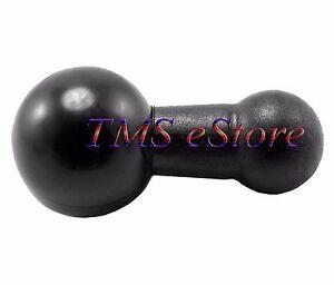 """SP25MM17 25mm Ball to 17mm Ball Adapter (conversion RAM 1"""" ball to Garmin ball)"""