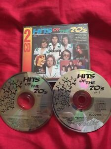 Hits of the 70s vol 1 - Double CD Box Set. the fortunes,kenny rogers, sam & dave