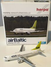 HERPA WINGS 1:500 Air Baltic Boeing 737-500 505659