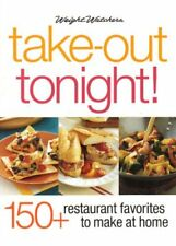 B000IZ978S Weight Watchers Take-out Tonight; 150+ Restaurant Favorites to Make a