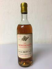 Louis Bert & Cie 1967 Bordeaux 75cl 11% Vol Vintage