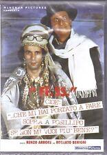 Dvd «FF.SS. CIOE' CHE MI HAI PORTATO A FARE SOPRA POSILLIPO» R.Arbore R.Benigni