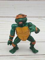 Vintage Teenage Mutant Ninja Turtles Michaelangelo Wind Up Figure TMNT 1989