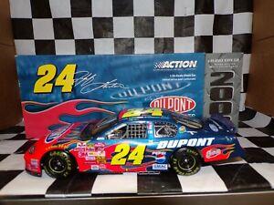 Jeff Gordon #24 DuPont 2003 Monte Carlo Action 1:24 scale NASCAR 103483