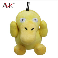 "5"" High Pokemon Psyduck Soft Plush Stuffed Doll Figure Kids Toy Japan Anime!"