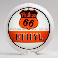 "Phillips Ethyl Bar 13.5"" Gas Pump Globe (G160) FREE SHIPPING - U.S. Only"