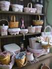 Huge Collection of Longaberger Horizon of Hope Baskets (some signed) and Extras