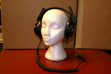 Vintage Sony Dynamic Stereo Headphones DR-S3 WORKING