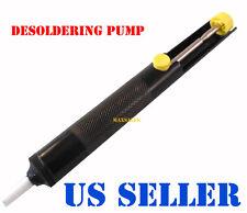 Solder Desoldering Desolder Pump Sucker Irons Removal Remover Tool Vacuum New