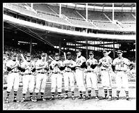 1955 Milwaukee Braves Photo 8X10 - Aaron Mathews Spahn  Buy Any 2 Get 1 FREE