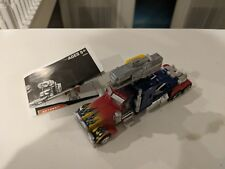 Transformers DOTM OPTIMUS PRIME Deluxe Action Figure Complete Dark of the Moon