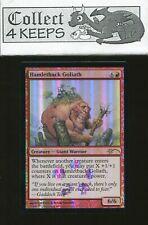 MTG Store Promo Foil: Hamletback Goliath (LP)