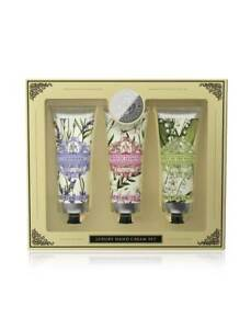 AAA Lavender, Jasmine & Lily Luxury Hand Cream Gift Set 3 x 60ml