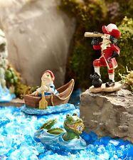 Miniature Dollhouse FAIRY GARDEN - Neverland Villains - Set of 3 - Accessories