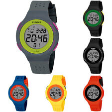 Waterproof Multifunction Sport Electronic Digital Watch For Kids Boy Girl Absorb
