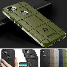 For Google Pixel 3a XL 3XL Phone Case Shockproof Rugged Silicon Armor Back Cover
