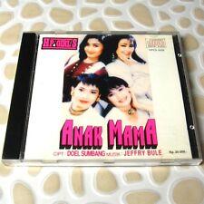 Anak Mama The Best Seleksi Pop Disco Mania CD Indonesia Pop HPCD 0028 OOP #0403