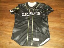 Northwest League All Star Eugene Emeralds Minor League Baseball Jersey Sz 44