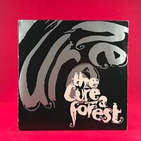 """THE CURE A Forest 1990 French issue 7"""" vinyl single EXCELLENT CONDITION 45"""
