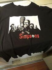 Simpsons t shirt size L Homer. Sopranos.