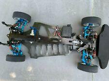 Yokomo Yr-4 2 Special 1:10 4Wd Electric Touring Car - Composite + Rx7 Body