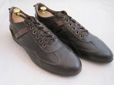NERO GIARDINI herrensneaker in 45/UK 105/USA/Marrone/