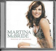 CD ALBUM 11 TITRES--MARTINA McBRIDE--WAKING UP LAUGHING--2007