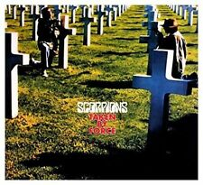 SCORPIONS - TAKEN BY FORCE: 50TH BAND ANNIVERSARY NEW CD