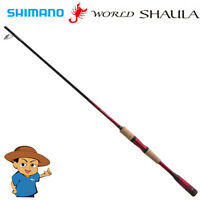 Shimano WORLD SHAULA 2651F-3 fishing spinning rod 2018 model from JAPAN