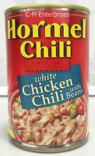 Hormel White Chicken Chili with Beans 15 oz ( 3 cans )