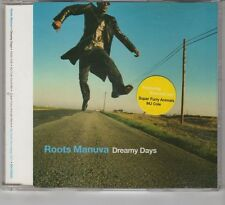 (HE657) Roots Manuva, Dreamy Days - 2001 CD