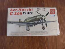 Vintage Super Model  Aer.Macchi C.205 Veltro  1/72