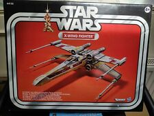 Star Wars The Vintage Collection X-Wing Fighter Brand New and Sealed RARE