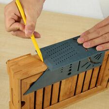Center Finder Layoutwerkzeuge Für Quadrat Achteck Holzbearbeitungslehre Bequem