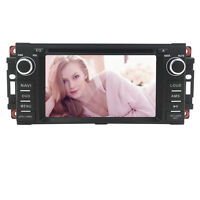 In-Dash Car DVD Player GPS Navi Radio For Jeep Grand Cherokee/Chrysler/Dodge RAM