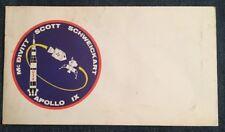 NASA APOLLO IX COVER Jim McDivitt Dave Scott Rusty Schweickart 9 Space Moon