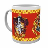 Harry Potter Hogwarts School House Crest Coffee Mugs - 4 Logo Designs