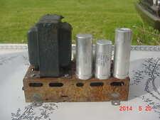 Vintage 1950's Motorola Vacuum Tube Amp Power Radio Amplifier Audio Transformer