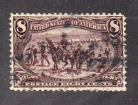 United States stamp #289,used, very well centered, SCV $50.00