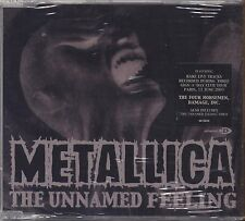 METALLICA - The unnamed feeling - CDs MAXI SINGLE 2003 SIGILLATO SEALED 4 TRACKS