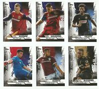 2019 Topps MLS Young Phenoms Insert Cards (Almiron, Rossi, ++) U-PICK LIST