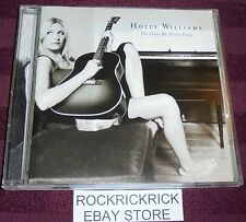 HOLLY WILLIAMS - THE ONES WE NEVER KNEW -12 TRACK CD-