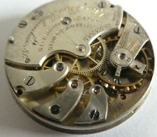 high grade pocket watch movement longines lyban boors working very rare (K238)