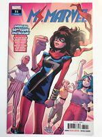 Ms. Marvel #31 /  9.6NM+ /  1st Skunk Girl / Marvel Comics 2018