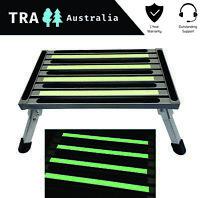 Illuminated Portable Step Stool Caravan Camp Rv Accessories Jayco Parts Steps