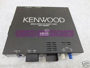 Replacement Sirius Satellite Kenwood KTC-SR901 Radio Tuner