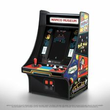 "My Arcade Namco Museum Mini Player 10"" Collectible Retro Arcade Machine 20 Games"