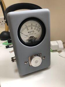 !  sale ! Bird 43 Thruline RF Wattmeter ONLY
