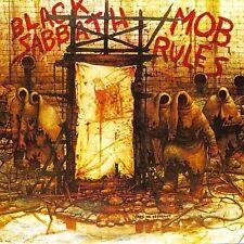 Black Sabbath - Mob Rules Vinyl LP Cover Magnet or Sticker